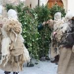 Urs e Rumita le maschere del carnevale di Satriano di Lucania
