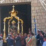 San Rocco, pretettore di Satriano di Lucania