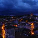 Satriano di Lucania, notturno
