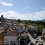 Panorama di Satriano di Lucania