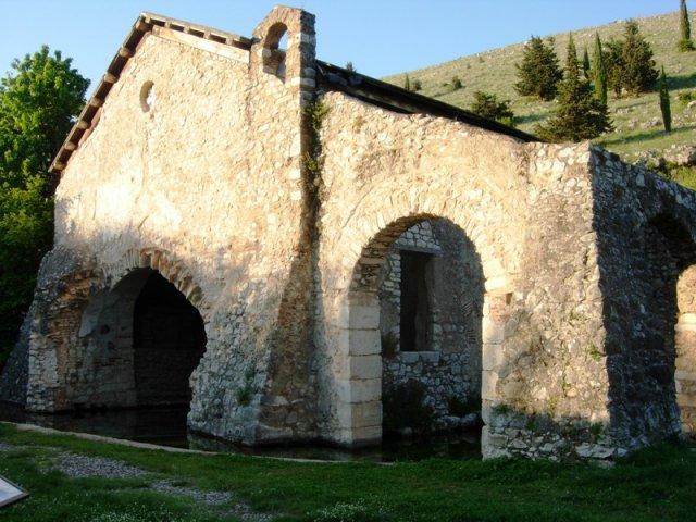 Sentiero Frassati - Foto © Antonello Sica via sentierifrassati.org